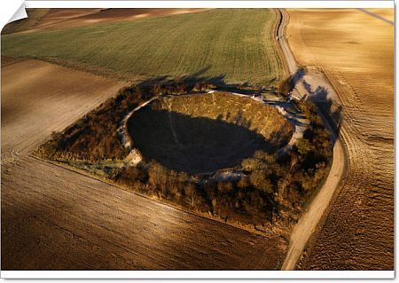 Lochnagar Crater. This mine was dug by 185th & 179 Tunnelling Coy and used two charges totalling 60,000 lb of ammonal